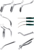 Unger Anterior Total Hip Instruments